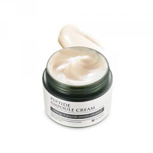 Подтягивающий крем для лица с пептидами Mizon Peptide Ampoule Cream