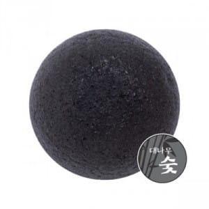 Очищающий спонж-конняку Missha Natural Soft Jelly Cleansing Puff Charcoal