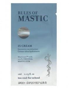 [S] TOO COOL FOR SCHOOL Rules Of mastic IX Cream 1ml*10ea