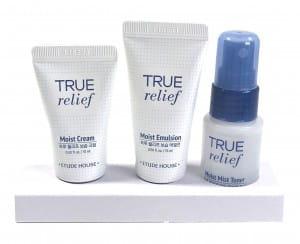 [S] ETUDE HOUSE True Relief 3 Kit