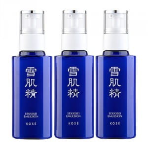 [L] KOSE Sekkisei Emulsion 70ml × 3 (210ml)