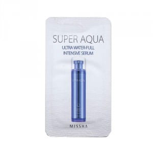 Missha Super Aqua Ultra Water Full Intensive Serum 1ml*10ea