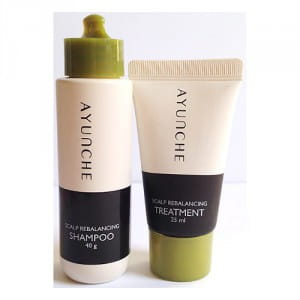 [L] AYUNCHE Scalp Rebalancing Mini Kit
