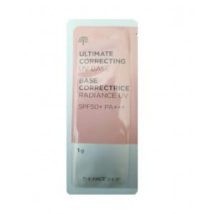 The face shop Ultimate Correcting UV Base 1ml *10ea