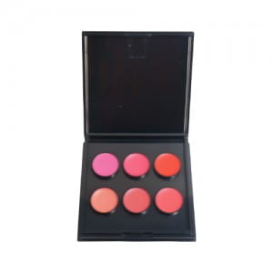Палетка блесков  Ohui Rouge real 6color makeup collection SPF10 6 colors
