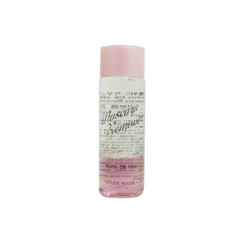 Универсальное средство для снятия макияжа Etude Mascara remover one shot clean 25ml
