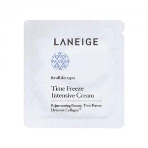 Laneige Time freeze intensive cream 1ml*10ea