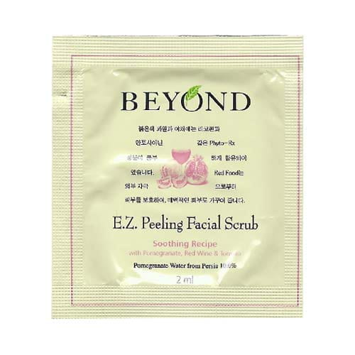 Очищающее средство Beyond E.Z Facial Scrub 1ml*10ea