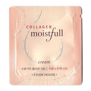 Etude Collagen moistfull cream 1ml*10ea