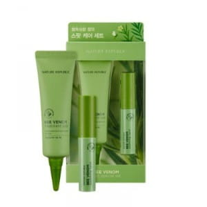 NATURE REPUBLIC Bee Venom Spot 2PCS Set [Online]