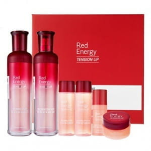 ETUDE HOUSE Red Energy Tension Up Skin Care 2PCS Set