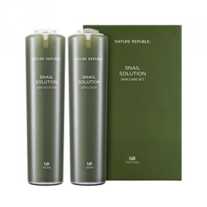 NATURE REPUBLIC Snail Solution 2items Set