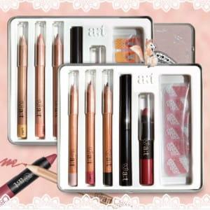 Набор караншей для глаз MEMEBOX A:t Fox Makeup Designer Kit 6 items