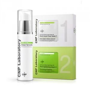 CNP Anti-Pore Set 2 itmes (Serum,balckhead kit)