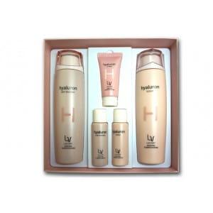 Комплект средств с гиалуроновой кислотой Lacvert Hyaluron Cosmetic Set