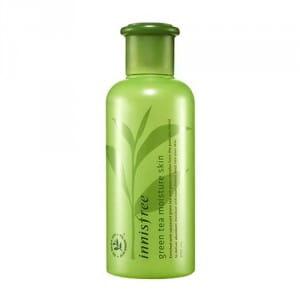 Антисептический тоник Innisfree Green Tea Moisture Skin 200ml