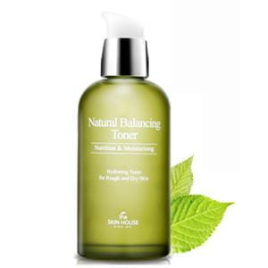 The skin house Natural Balancing Toner 130ml