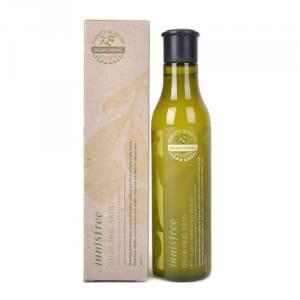 Тоник с оливковым экстрактом  Innisfree Olive Real Skin 180ml