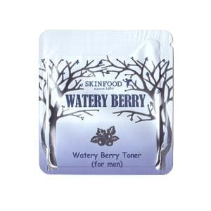 Skinfood Watery Berry Toner (for men) 1ml*10ea
