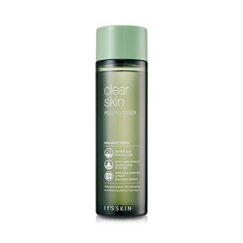 Очищающий тонер It's Skin Clear skin peeling toner 140ml