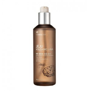 THE FACE SHOP Jeju Volcanic Lava Pore Toner 150ml