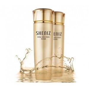 COREANA SHENIZ Vital solution toner 150ml