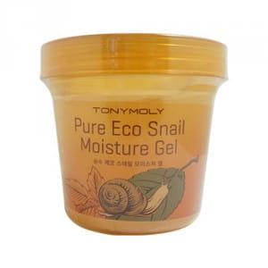 Увлажняющий улиточный гель Tony Moly Pure Eco Snail Moisture Gel 300ml