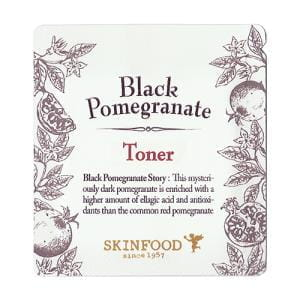 Skinfood Black Pomegranate Toner 1ml*10ea