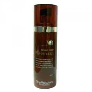 SKIN WATCHERS Green Snail EGF Emulsion 125ml