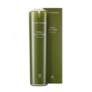 NATURE REPUBLIC Snail Solution Emulsion 120ml