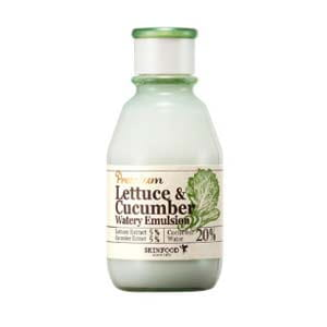 SKINFOOD Lettece & Cucumber Watery Emulsion 140ml