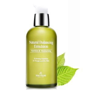 The skin house Natural Balancing Emulsion 130ml