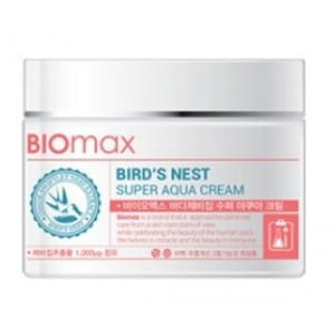 WELCOS Biomax Bird's Nest Super Aqua Cream 100g