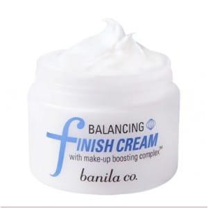 BANILA CO Finishing And Boosting Balancing Finish Cream