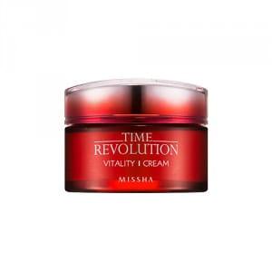 MISSHA Time Revolution Vitality Cream 50ml [Online]