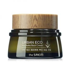 Крем для лица с увлажняющим эффектом The Saem Urban Eco Harakeke Root Cream 60ml