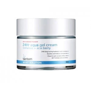BERRISOM 24Hr Aqua Gel cream 50ml