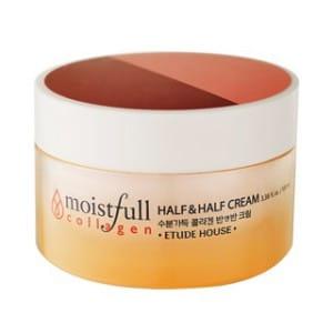 ETUDE HOUSE Moistfull Collagen Half & Half Cream 100ml