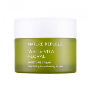 NATURE REPUBLIC White Vita Floral Moisture Cream 50ml