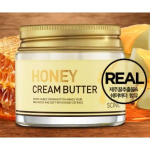 SCINIC Honey Cream Butter 70ml