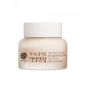 whamisa ORGANIC FLOWERS NOURISHING CREAM Day&Night