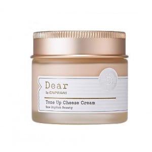 Питательный крем с экстрактом сыра ENPRANI Dear by ENPRANI Tone Up Cheese cream 75ml
