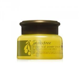 Крем-смягчитель  с экстрактом оливкового масла  Innisfree Olive real power 50ml