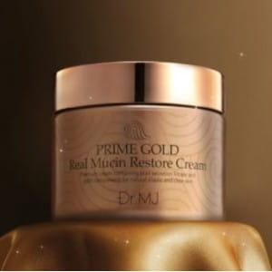 Dr.MJ Prime Gold Real mucin Restore cream 50g