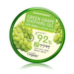 [MERRYSHOP] ORGANIA Green Grape Soothing Gel 300g