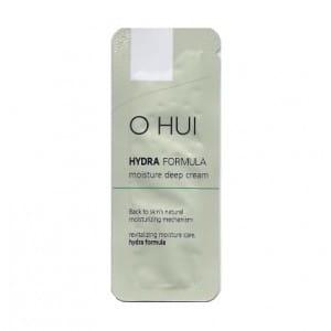 Крем для глубокого увлажнения кожи лица Ohui Hydra Formula moisture deep cream (n) 1 ml.*10ea.