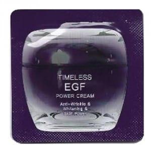 Антивозрастной крем для лица Tony Moly Timeless EGF Power cream 1ml*10ea.