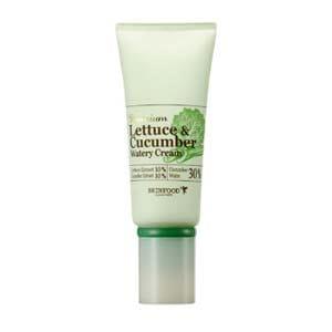 Увлажняющий крем-гель для лица Skinfood Lettece & Cucumber watery cream 50g