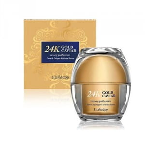 ELISHACOY 24K Gold caviar Cream 50g.
