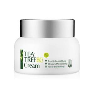 LJH Tea Tree 80 Cream 50ml